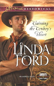 Claiming the Cowboy's Heart by Linda Ford